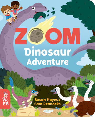 Zoom: Dinosaur Adventure Cover Image