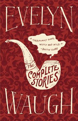 The Complete Stories of Evelyn Waugh Cover