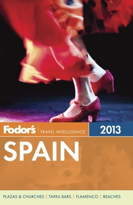 Fodor's Spain 2013 Cover Image