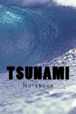 Tsunami: Notebook Cover Image