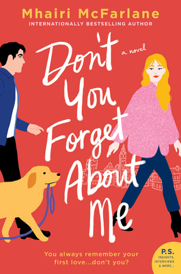 Don't You Forget About Me: A Novel Cover Image