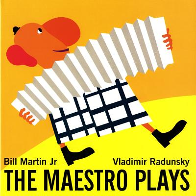 The Maestro Plays Cover
