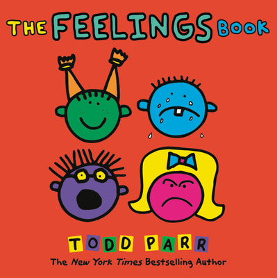 The Feelings Book Cover Image