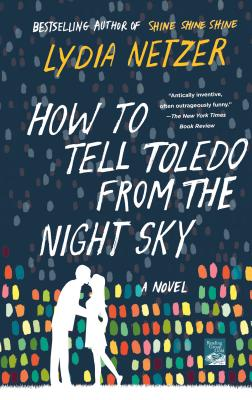 How to Tell Toledo from the Night Sky Cover
