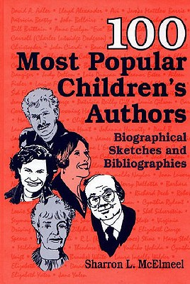 Cover for 100 Most Popular Children's Authors