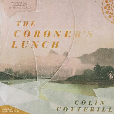 The Coroner's Lunch Cover