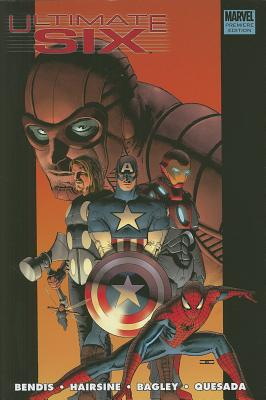 Cover for Ultimate Six