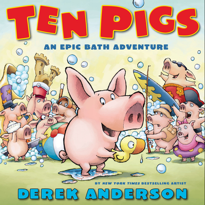 Cover for Ten Pigs