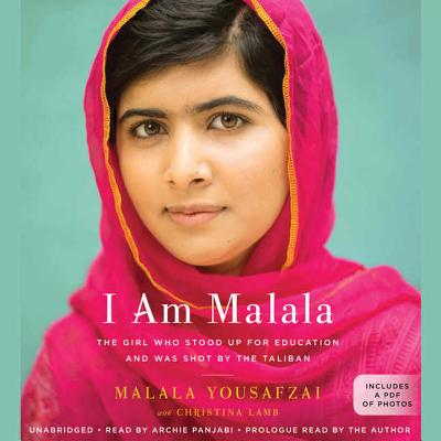 I Am Malala Lib/E: The Girl Who Stood Up for Education and Was Shot by the Taliban Cover Image