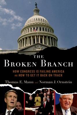 The Broken Branch Cover