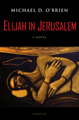 Elijah in Jerusalem: A Novel Cover Image