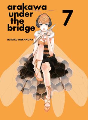 Cover for Arakawa Under the Bridge, 7