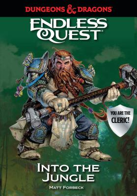 Dungeons & Dragons: Into the Jungle: An Endless Quest Book Cover Image