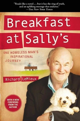 Breakfast at Sally's: One Homeless Man's Inspirational Journey Cover Image