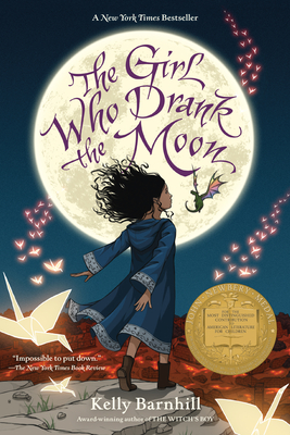 The Girl Who Drank the Moon Kelly Barnhill, Algonquin Young Readers, $9.95,