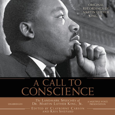 Cover for A Call to Conscience