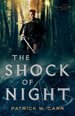 Cover for The Shock of Night (Darkwater Saga #1)