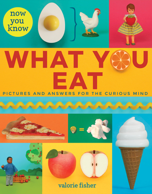 Now You Know What You Eat Cover Image