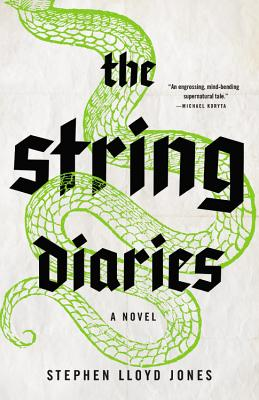 The String Diaries Cover