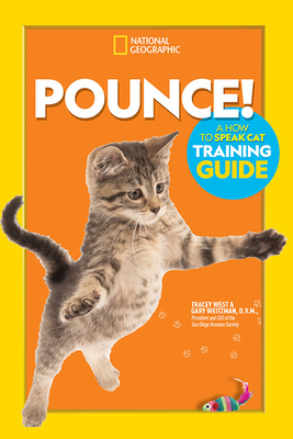 Pounce! A How To Speak Cat Training Guide Cover Image