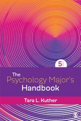 The Psychology Major′s Handbook Cover Image