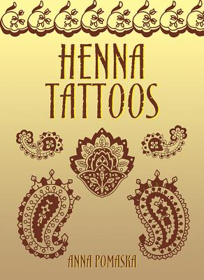 Henna Tattoos (Temporary Tattoos) Cover Image