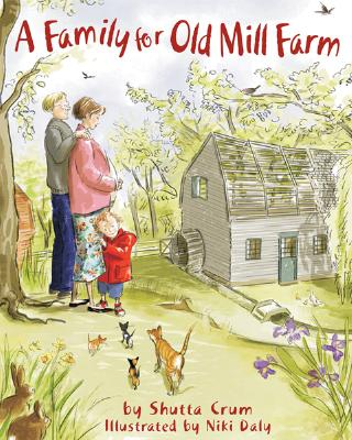 A Family for Old Mill Farm Cover