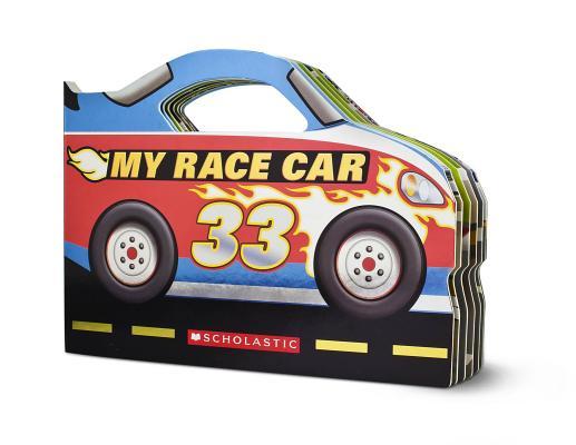 My Race Car Cover