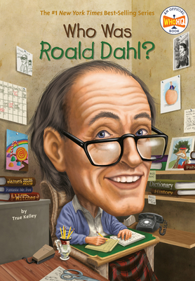 Who Was Roald Dahl_