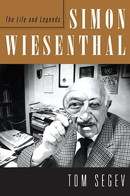Simon Wiesenthal: The Life and Legends Cover Image
