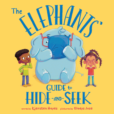 The Elephants' Guide to Hide-And-Seek Cover Image