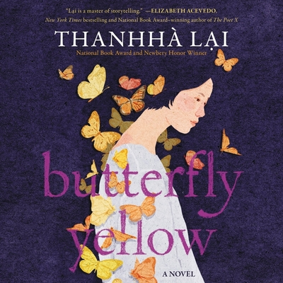 Butterfly Yellow Lib/E Cover Image