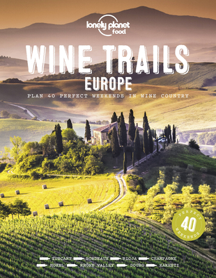 Wine Trails - Europe Cover Image