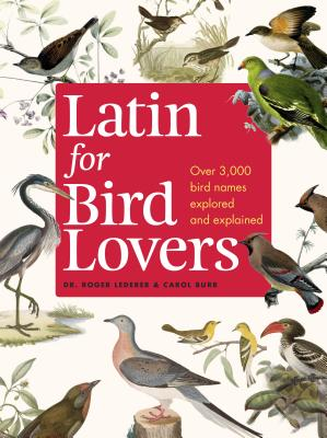 Latin for Bird Lovers Cover