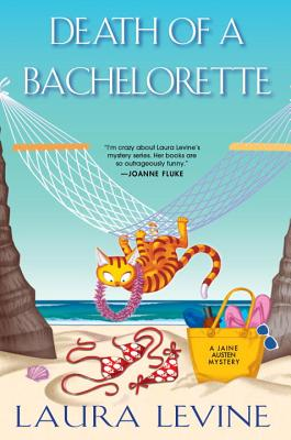 Death of a Bachelorette Cover Image