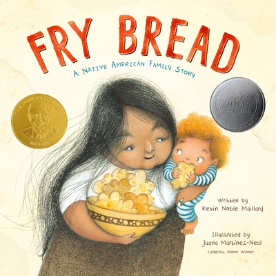 Fry Bread: A Native American Family Story cover
