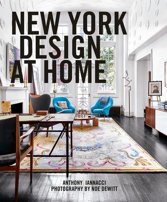 New York Design at Home Cover Image