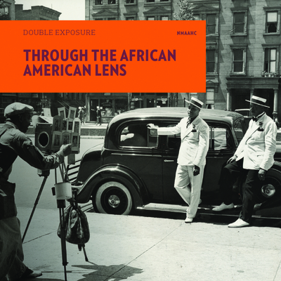 Through the African American Lens: Double Exposure Cover Image