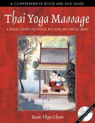 Cover for Thai Yoga Massage