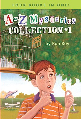 A to Z Mysteries Collection #1 Cover