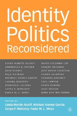 Identity Politics Reconsidered (Future of Minority Studies) Cover Image