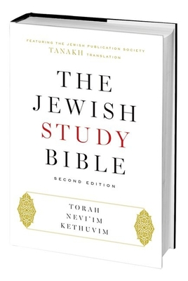 Cover for Jewish Study Bible-FL-Tanakh