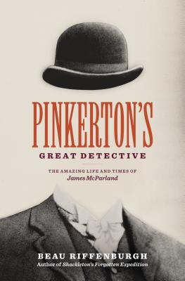 Cover for Pinkerton's Great Detective