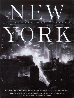 New York: An Illustrated History Cover Image