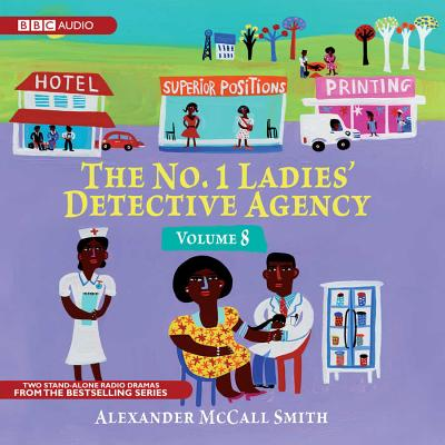 The No. 1 Ladies Detective Agency, Vol. 8 Cover Image