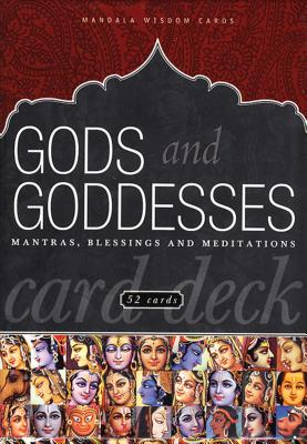 Gods and Goddesses Card Deck: Mantras, Blessings, and Meditations Cover Image