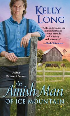 Cover for An Amish Man of Ice Mountain