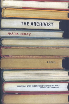 The Archivist: A Novel Cover Image