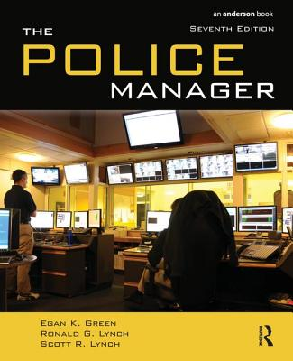 The Police Manager (100 Cases) Cover Image