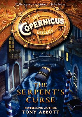 The Copernicus Legacy: The Serpent's Curse Cover Image